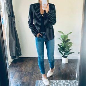 Emporio Armani | Vintage Striped Blazer